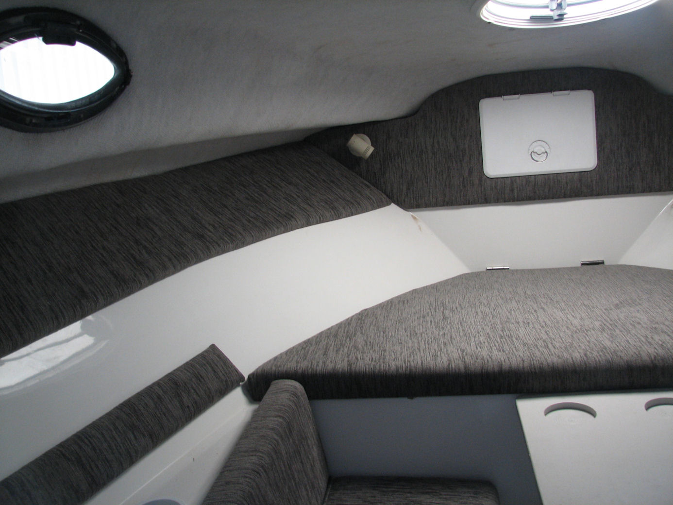 Full cabin interior